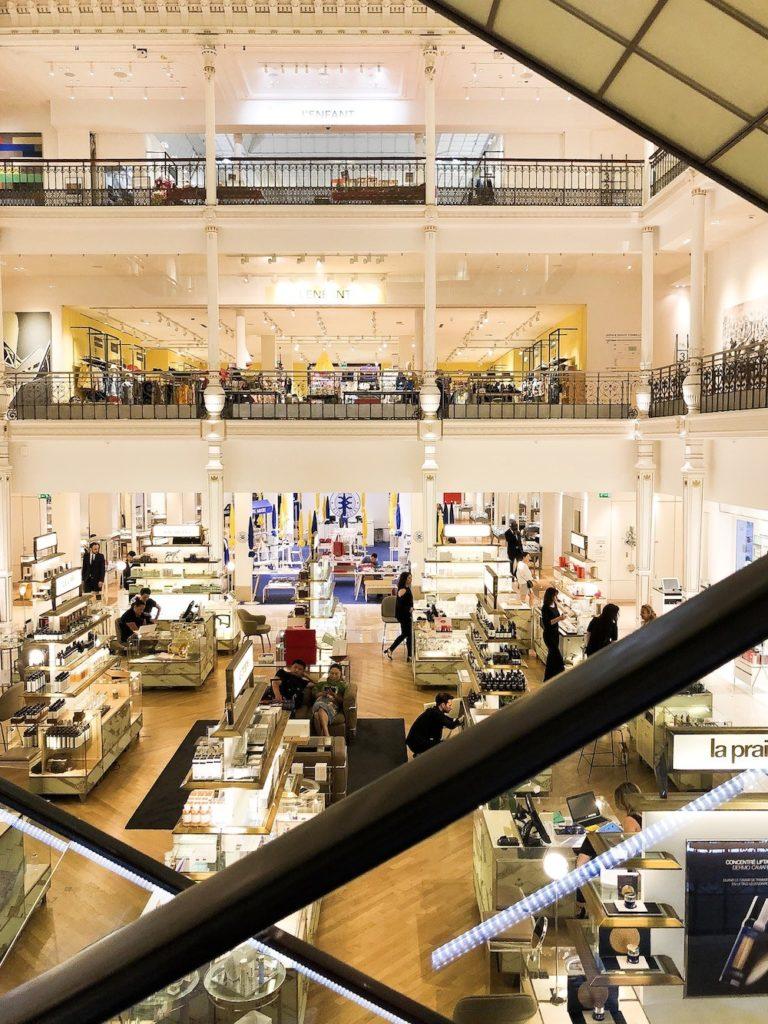 Gdzie zrobić zakupy w Paryżu