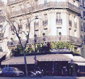 paryskie kawiarnie