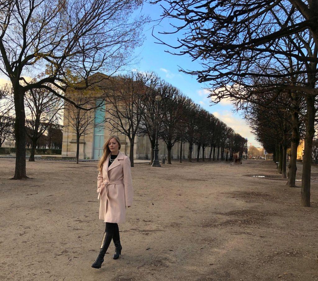 niewymuszona elegancja Francuzek