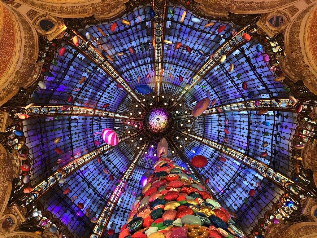 warto odwiedzić Paryż zimą