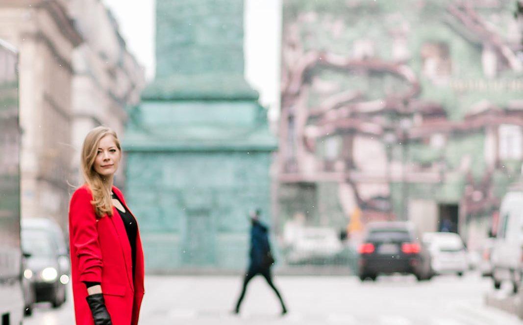 Codzienny styl Paryżanek
