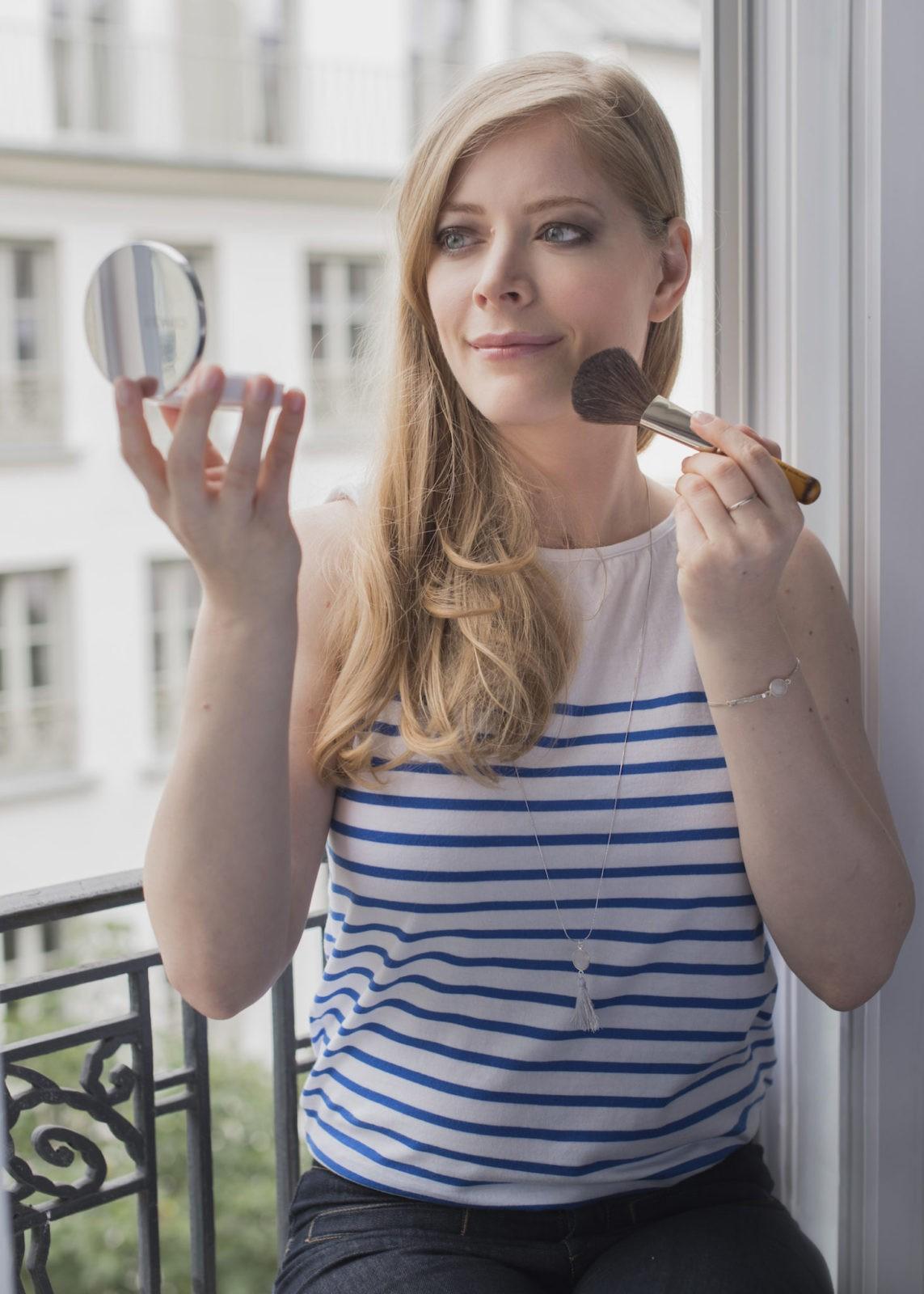 Makijaż w stylu francuskim