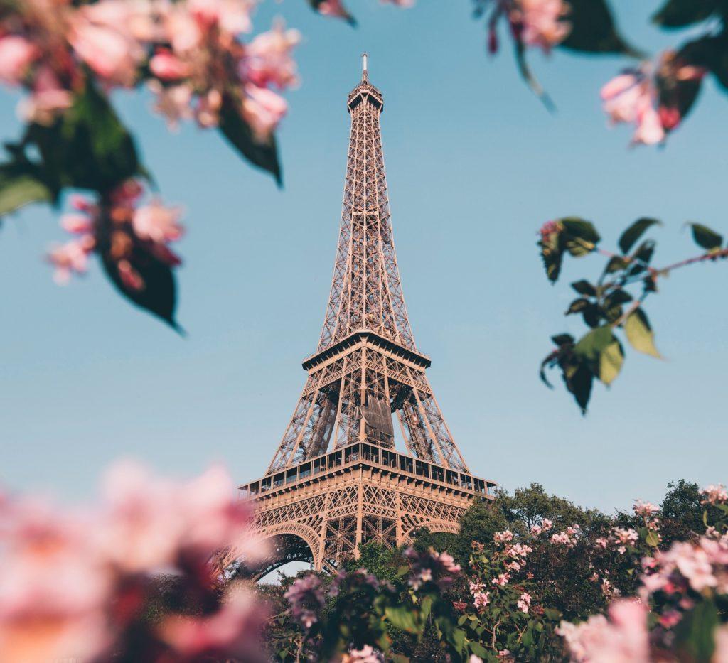 Najpiękniejsze miejsca w Paryżu