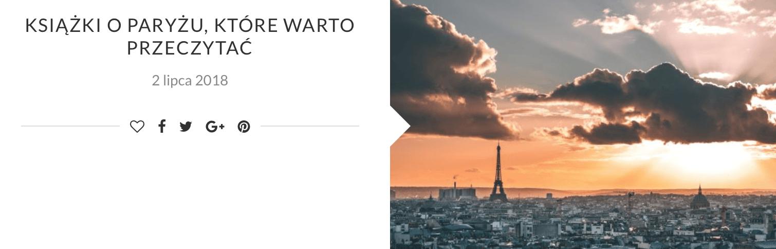 Francuskie piosenki o Paryżu: playlista idealna na spacer