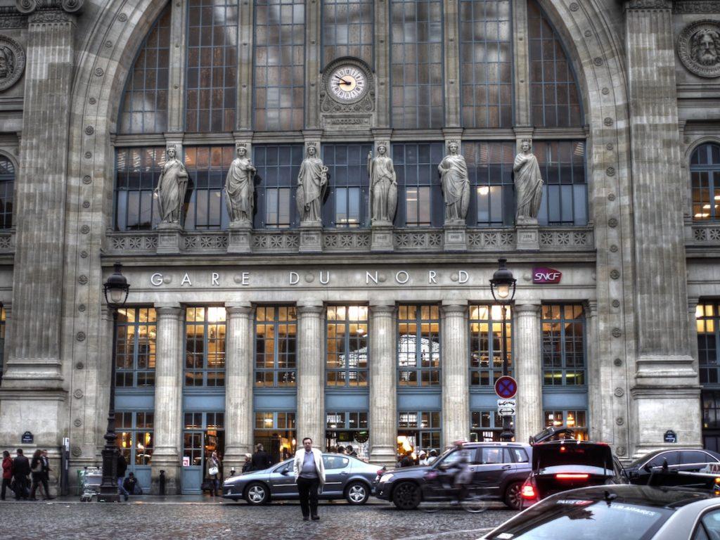 Gdzie zaparkować w Paryżu